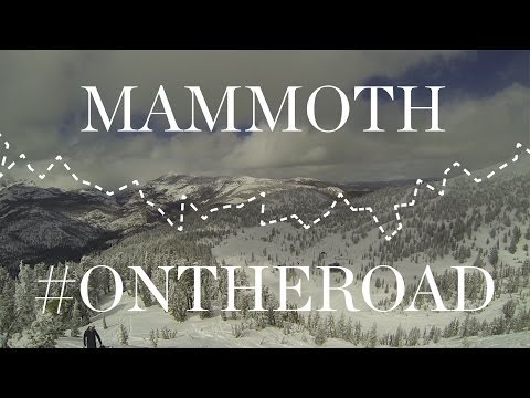 Ep 5 | Mamouth Mountain | Isaora On The Road