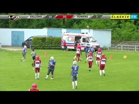 Tychy Falcons - Towers Opole 59:7