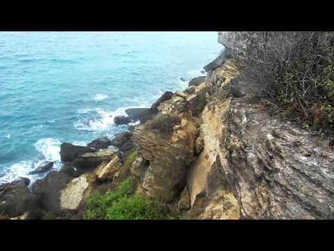 Overlooking cliff – Playa Rosada Part 3
