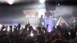 Tyga - In This Thang & Bouncin' On My Dick LIVE (Munich - 10.05.13) HD