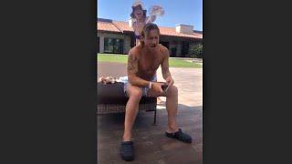 Ilary Blasi e il Gavettone a Francesco Totti - STORIES