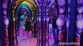 Asia's Largest Mirror Maze at Science Centre Singapore