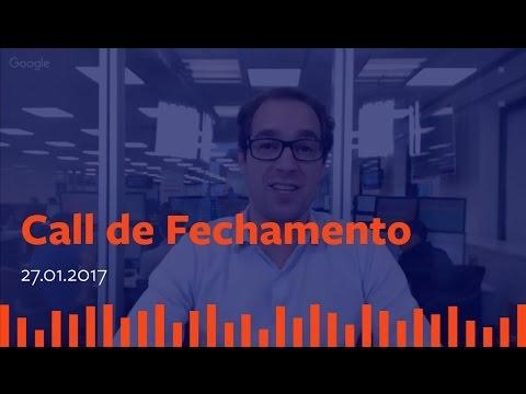 Call de Fechamento -  27 de Janeiro de 2017.