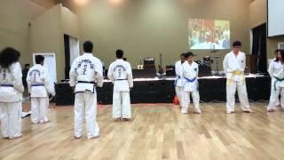 Limitless Taekwondo 1 - Opening