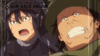 Rabbit vs Car | Sword Art Online Alternative: Gun Gale Online