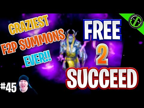 RAID | You Won't BELIEVE This Free to Play Summon Session | Free 2 Succeed - EPISODE 45