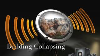 Building Collapsing-Sound Effect