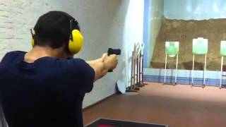 Cz75 shooting