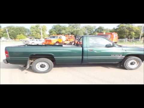 2001 Dodge Ram 1500 pickup truck for sale | no-reserve Internet auction October 19, 2016