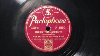 MARKIN' TIME by Ivor Moreton & David Kaye
