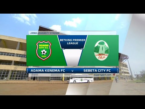 Ethiopian Premier League | Adama Kenema v Sebeta Kenema | Highlights