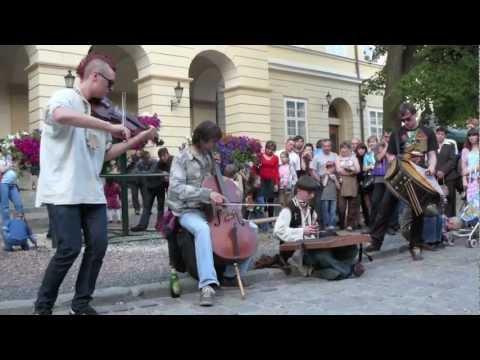 L'viv, Ukraine (L'vov) – A Beautiful City (720 HD)