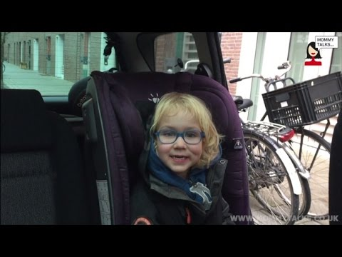 Review video car seat Diono Radian 5