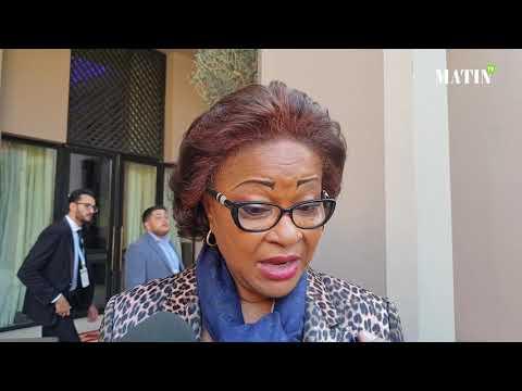 Video : Josefa Leonel Correia Sacko : «Le Maroc a un rôle vital à jouer pour le développement d'une agriculture durable en Afrique»