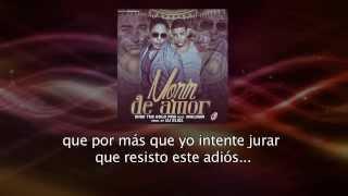 'Morir de amor' Wise ft Maluma Video Lyric 2013
