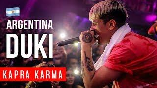 DUKI, EL REFERENTE EN ARGENTINA (Solo Music) - Kapra Karma