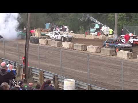 USA Autocross Championship 2018 Heat 2 (Saline,Michigan)