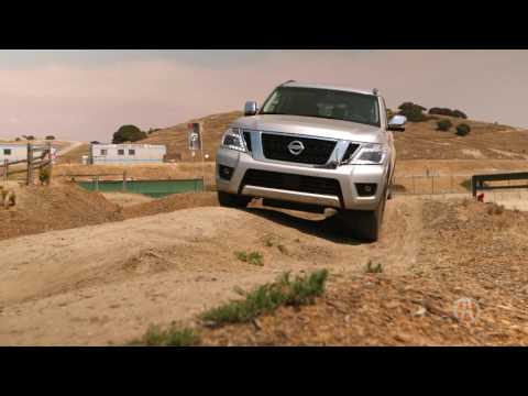 2017 Nissan Armada   Real World Review   Autotrader