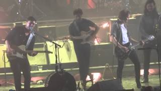 """Just Smoke"" Mumford & Sons & Maccabees@Merriweather Post Pavilion Columbia, MD 6/10/15"