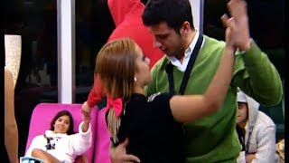 Joana e Luís dançam Marco Paulo - 3/12/13