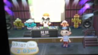 Animal Crossing:New Leaf 3DS, Club LOL, Green Day Minority!
