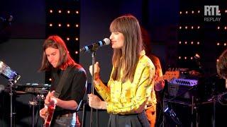 Clara Luciani - La Grenade (Live) - Le Grand Studio RTL
