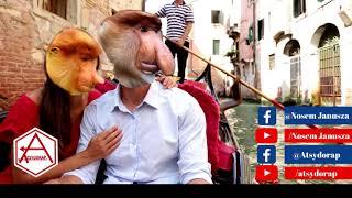 GRAŻA WYBACZA BŁĘDY (Quebonafide - Candy PARODIA) feat. atsydorap | Nosem Janusza