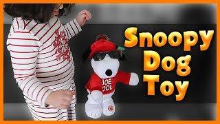 Snoopy Dog Toy
