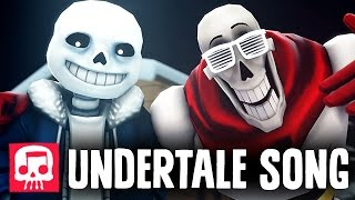 """Sans and Papyrus Song - An Undertale Rap by JT Music """"To The Bone"""" [SFM]"""