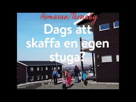 Dags att skaffa en egen stuga i Hemavan Tärnaby?