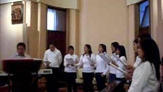 Papuri (Luwalhati sa Diyos) - Marian Choir, Padova Italy