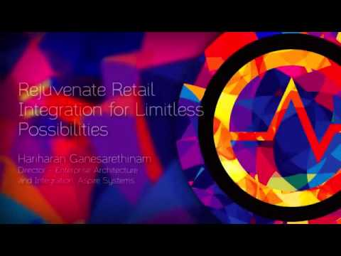 WSO2Con USA 2015   Rejuvenate Retail Integration for Limitless Possibilities - Intro slide