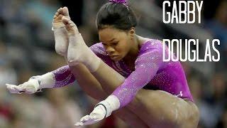 Gabby Douglas HALL OF FAME