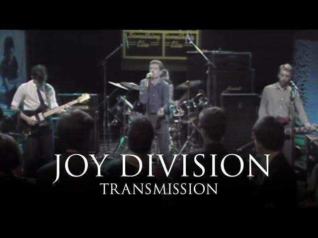 "Vídeo oficial de ""Transmission"" de Joy Division"