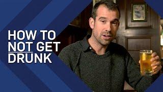How To Drink & NOT Get Drunk | Brit Lab