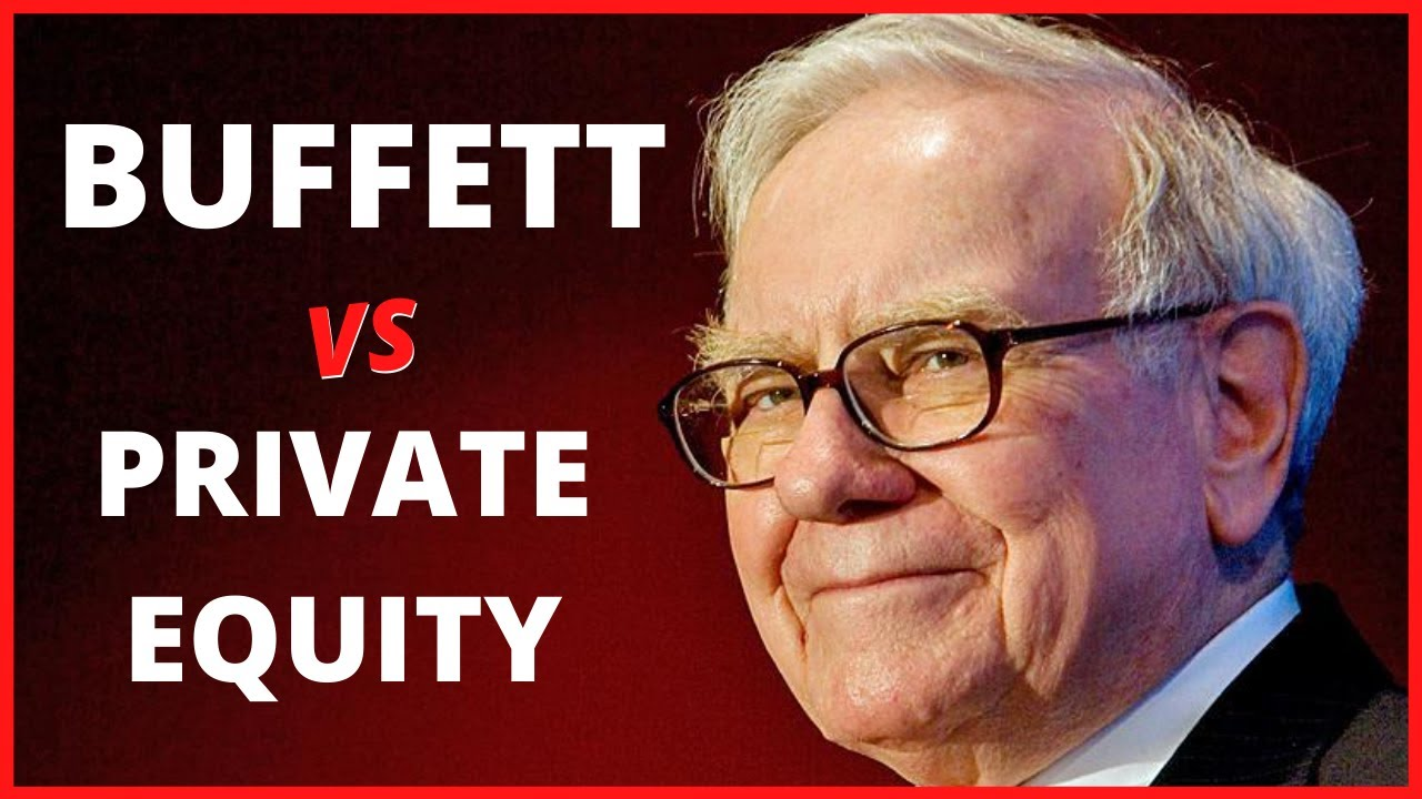 Buffett vs Private Equity: differenze nello stile di investimento