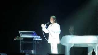 Roberto Carlos Esse cara sou eu,Show em Recife