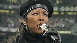 Natalie Cole - The Star Spangled Banner (2002)