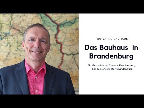 100 Jahre Bauhaus: Orte der Moderne in Brandenburg