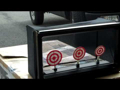 Auto Reset Target Review/test