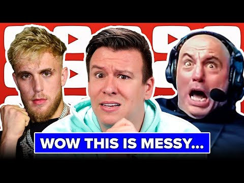 This Disturbing Jake Paul Scandal Just Got Worse, Joe Rogan Freakout, Josh Fight 2021, & More News