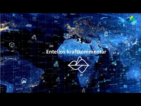 Entelios kraftkommentar uke 9  2021