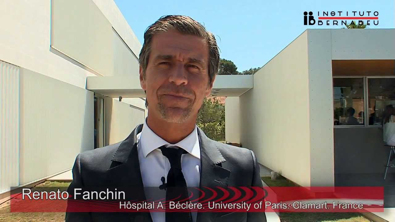 INTERNATIONAL CONFERENCE, MEETING THE EXPERTS: Renato Fanchin. The role of ultrasound in the study of IF. Instituto Bernabeu