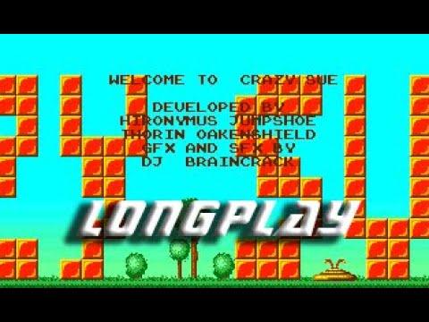 Amiga Longplay 212: Crazy Sue Amiga - Not Commented
