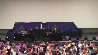 Juan Atkins & Moritz von Oswald live - Borderland / Detroit Movement 2016