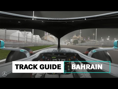 How to Handle a Hot Lap of Bahrain?s F1 Track!