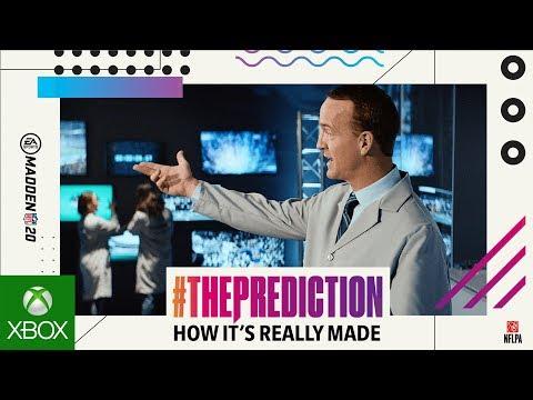 Madden NFL 20 | Feed #ThePrediction -  Super Bowl LIV feat. Peyton Manning, Eli Manning