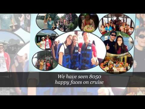 Gray Line Halong Cruise - Year in review 2016