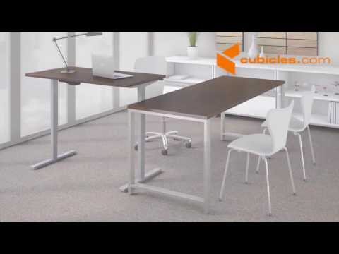 Cubicles Height Adjustable Standing Desk