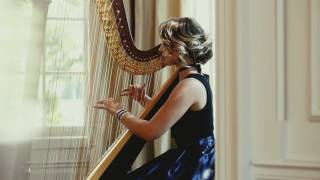 Clair De Lune by Claude Debussy performed by Toronto Wedding Harpist Naomi Jackson